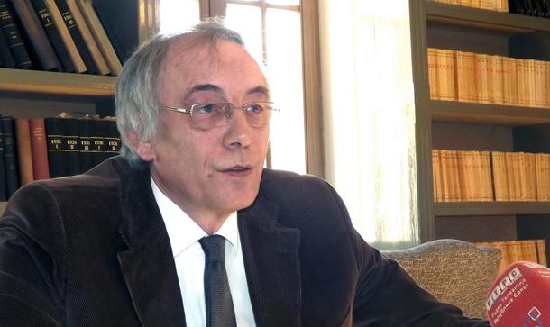Miroslav Peripić u Andrićgradu