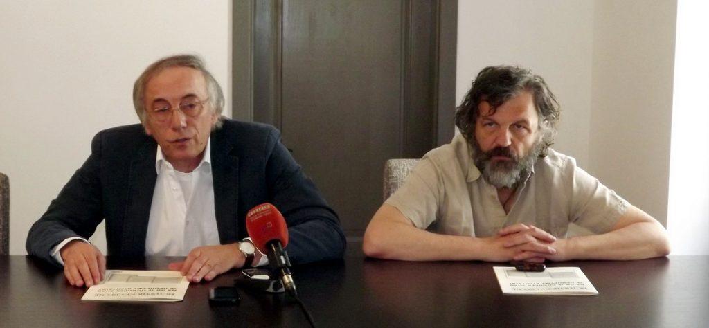 Perišić i Kusturica