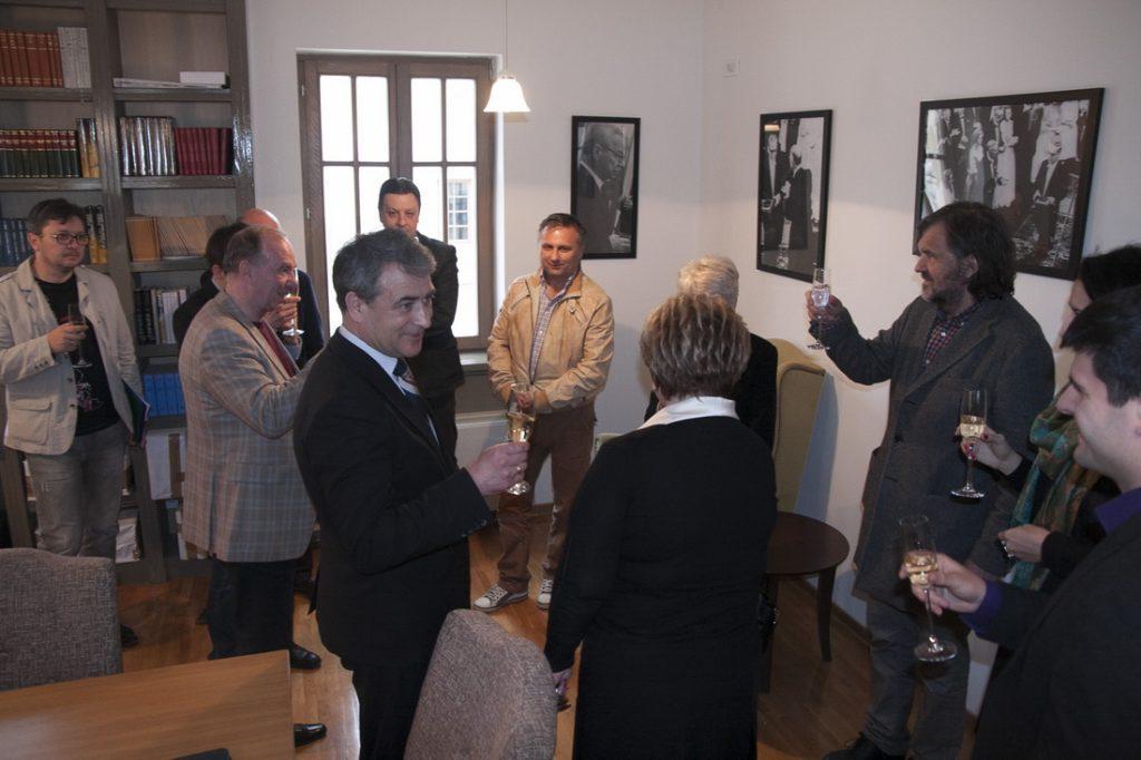 Emir Kusturica i Nadezda Kuscenkova 2