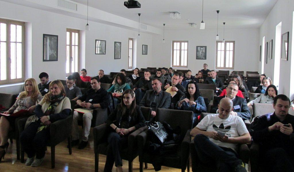 Konferencija o mladima u Institutu